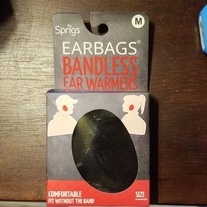 Bandless Ear warmers - ladies